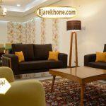 اجاره روزانه آپارتمان مبله در تهران قلهک - اجاره روزانه آپارتمان مبله در تهران تلفن تماس: 09125577739 باامکانات کامل مناسب جهت اقامت کوتاه و بلند مدت شما