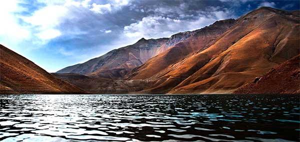 دریاچه های تار و هویر دماوند
