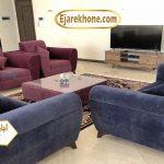 آپارتمان مبله در مرزداران - آپارتمان روزانه در تهران - سوئیت غرب تهران - تماس: 09125577739 باامکانات کامل مناسب جهت اقامت شما روزانه ، ماهانه