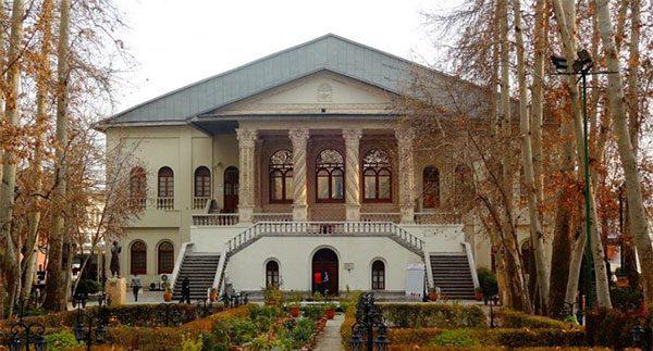 موزه سینما | باغ فردوس تهران کجاست