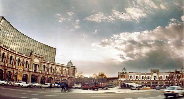 میدان حسن آباد تهران
