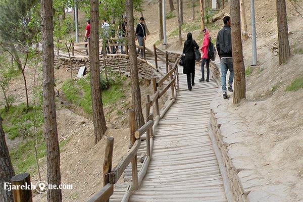 پارک جنگلی عباس آباد