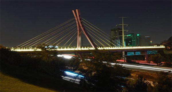 پل ابریشم تهران کجاست