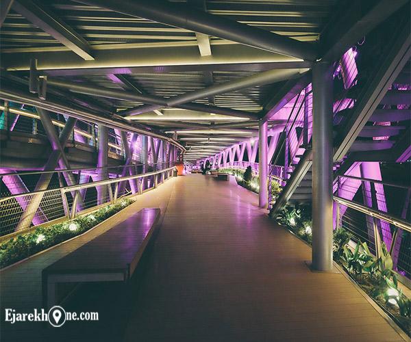 طبقه دوم پل طبیعت