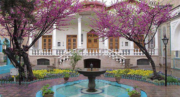 خانه موزه مقدم کجاست-اجاره آپارتمان مبله در تهران