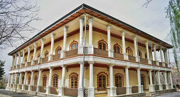 کاخ سرخه حصار - عمارت یاقوت