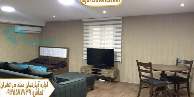 اجاره آپارتمان مبله در تهران سعادت آباد | اجاره خونه