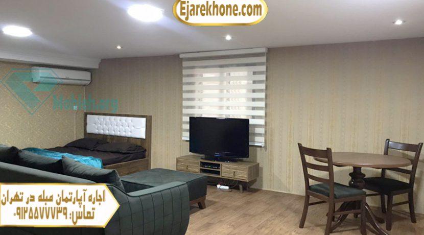 اجاره آپارتمان مبله در تهران سعادت آباد   اجاره خونه