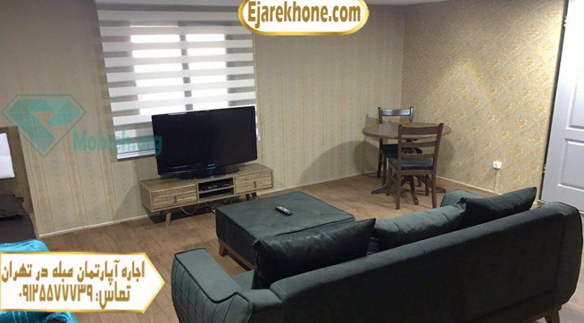 اجاره سوئیت در سعادت آباد تهران   اجاره خونه