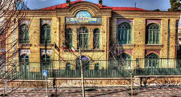 دبیرستان زرتشتی ها فیروز بهرام | اجاره آپارتمان مبله در تهران