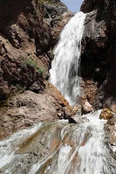 آبشار ناران روستای کند علیا|اجاره خونه روزانه در تهران