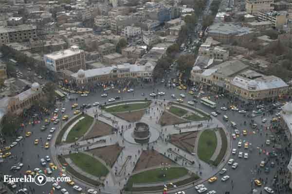 میدان امام خمینی تهران|اجاره خونه:آپارتمان مبله روزانه در تهران