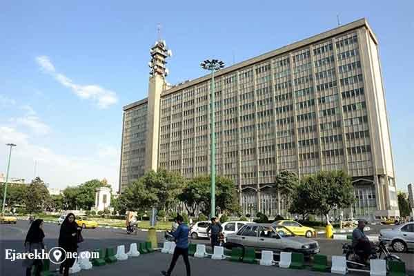 ساختمان مخابرات در میدان امام خمینی|اجاره خونه |سوئیت در تهران