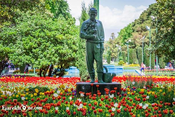 معرفی پارک شهر | اجاره سوئیت روزانه