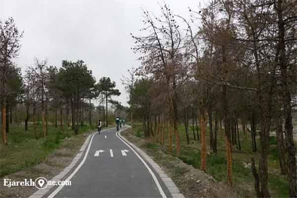 آدرس پارک چستگر تهران | سوئیت مبله