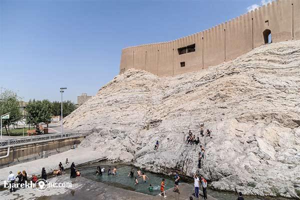 چشمه علی | اجاره آپارتمان مبله در تهران