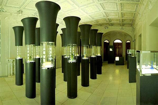 اجاره خونه:موزه آبگینه