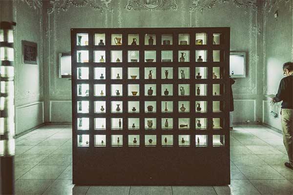 اجاره خونه:موزه آبگینه و شیشه