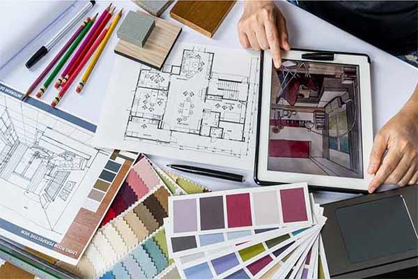 آموزش دکوراسون داخلی | اصول طراحی دکوراسیون داخلی : اجاره خونه