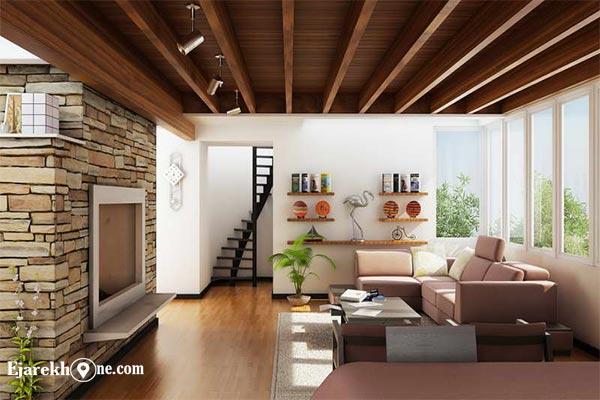 اجاره خونه : سبک مدرن