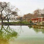 باغ موزه گیاه شناسی تهران کجاست|باغ گیاه شناسی ملی ایران