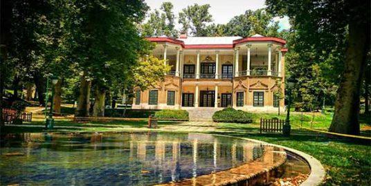 اجاره خونه:کاخ نیاوران تهران کجاست و مسیر دسترسی به آن