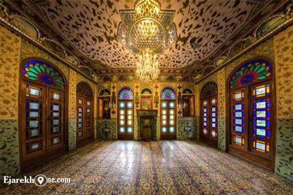عمارت بادگیر-کاخ کلستان |اجاره خونه