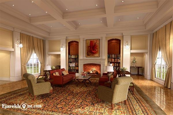 اجاره خونه : سبک کلاسیک جدید