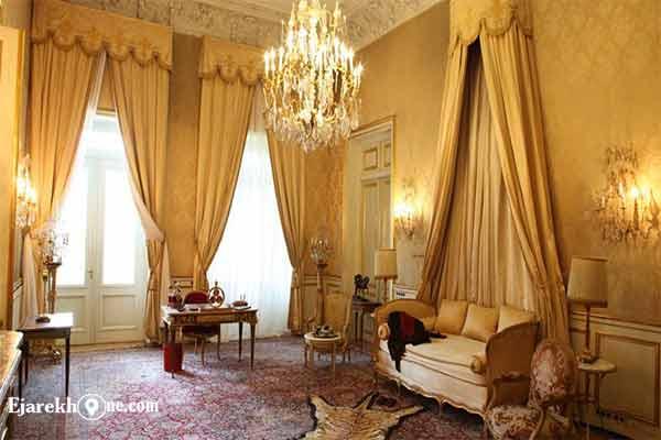 مجموعه کاخ موزه های سعد آباد|اجاره خونه