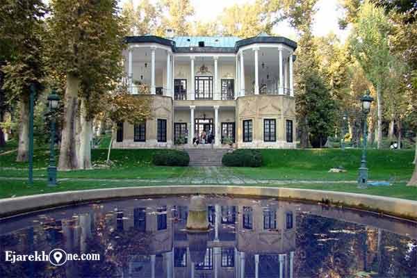 کاخ موزه های سعد آباد |اجاره خونه