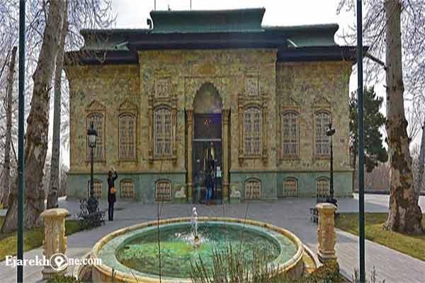 کاخ سبز |سعد آباد|اجاره خونه
