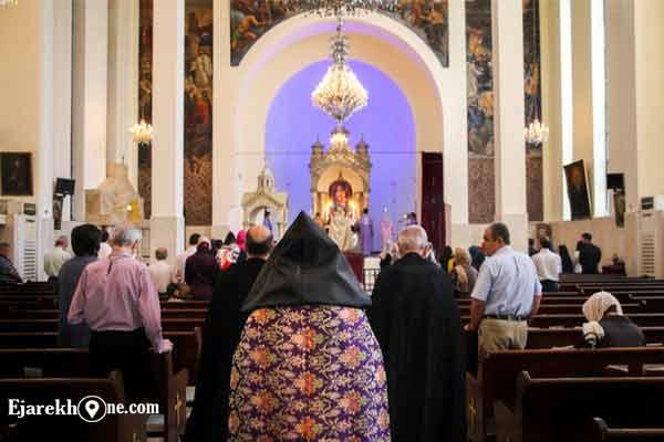 کلیسای سرکیس تهران|اجاره خونه
