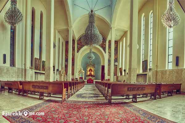 کلیسای سرکیس مقدس تهران:اجاره خونه
