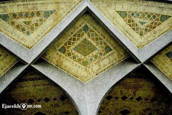 معماری تئاتر شهر تهران :اجاره خونه