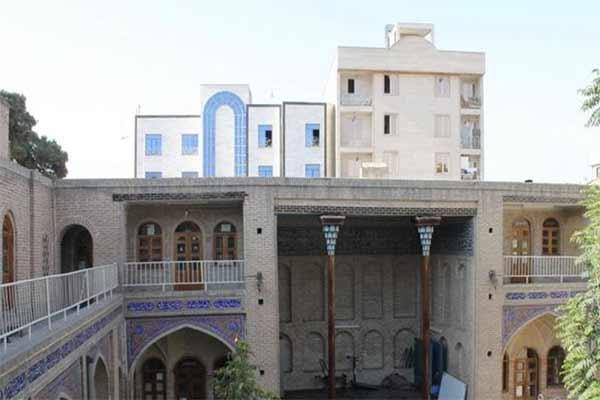 مسجد و مدرسه حاج قنبر علی خان |اجاره خونه