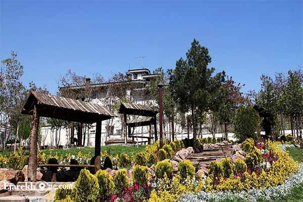 بوستان ایران زمین تهران - باغ راه فدک|اجاره خونه