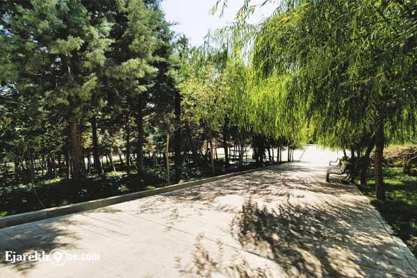 پارک ایران زمسن-باغ راه فدک:اجاره خونه