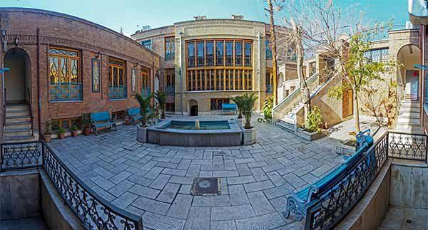 خانه موزه بازار تهران-عمارت سلطان بیگم اجاره خونه