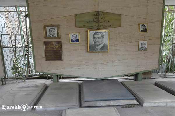 قبرستان ابن بابویه