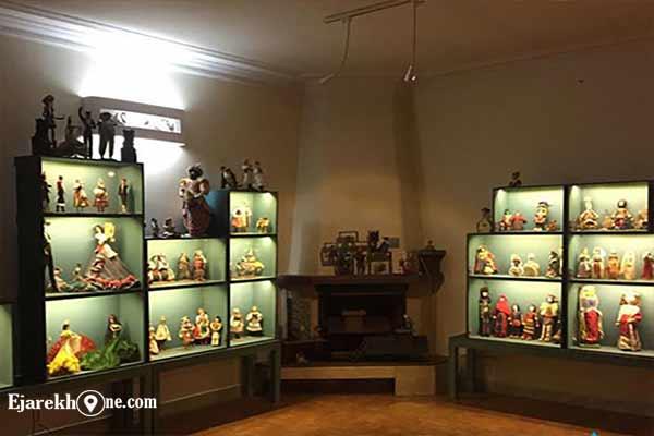 عروسک های موزه عروسک تهران|اجاره خونه
