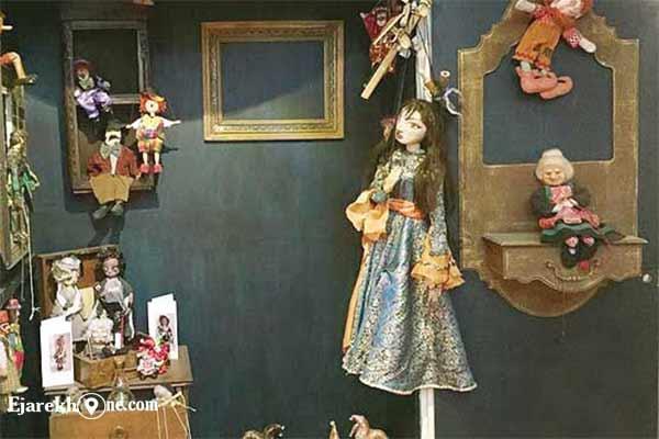 عروسک های موزه عروسک ملل|اجاره خونه