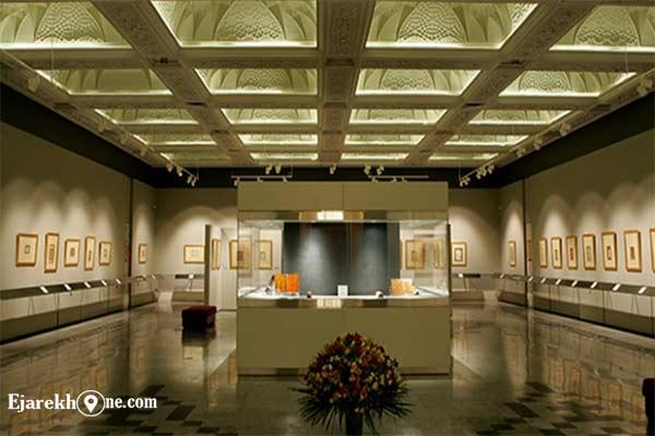 موزه و کتابخنه ملک