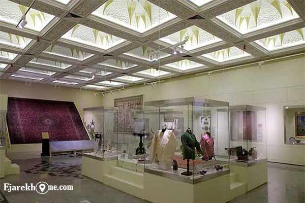 موزه ملک:اجاره خونه