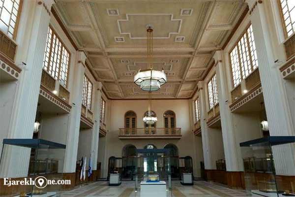 معرفی موزه بانک ملی