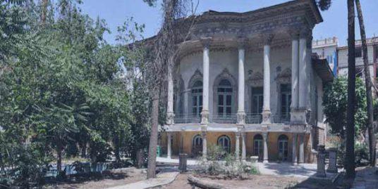 عمارت مستوفی الممالک|اجاره خونه