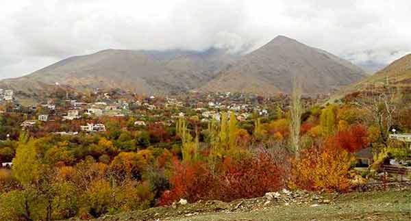 روستای افجه تهران کجاست| اجاره خونه