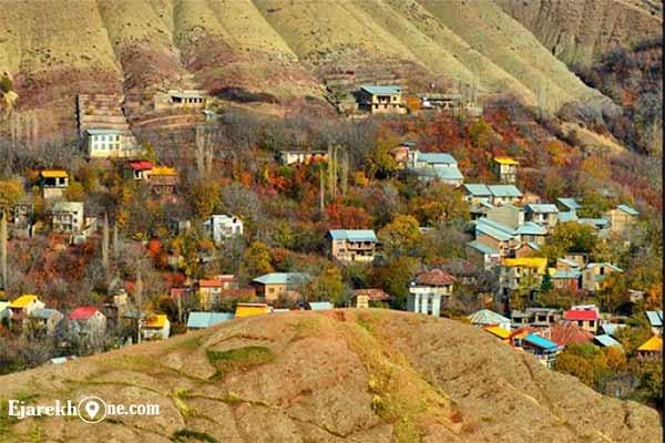 روستای افجه تهران| اجاره خونه