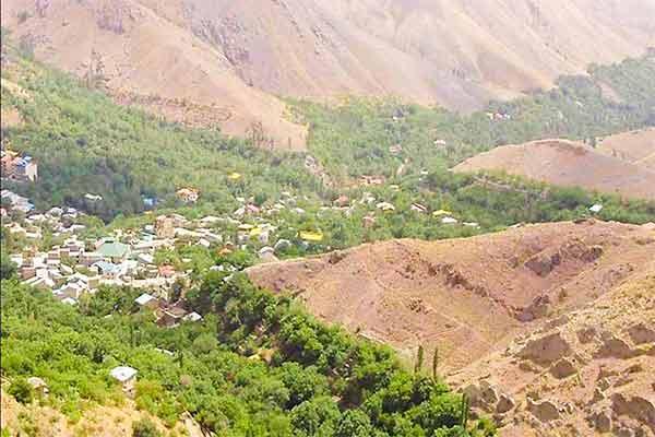 روستای برگ جهان تهران|اجاره خونه