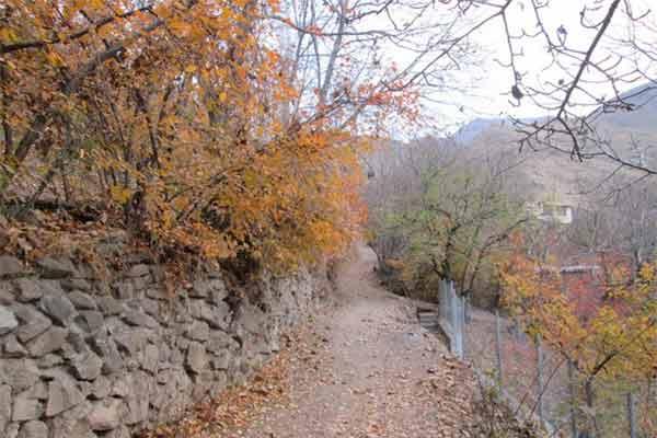 آدرس روستای برگ جهان تهران|اجاره خونه