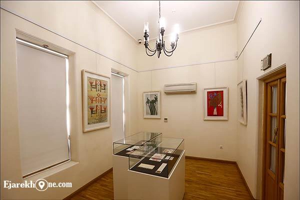 آشنایی با موزه گرافیک تهران اجاره خونه
